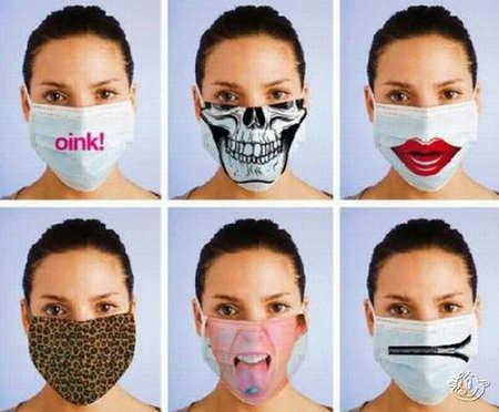 профилактические одноразовые маски