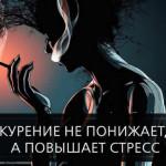 Мифы о курении  в повседневной жизни
