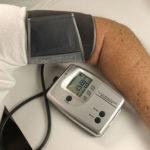 Помощь при повышенном артериальном давлении